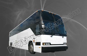 Bus Charter services Washington DC