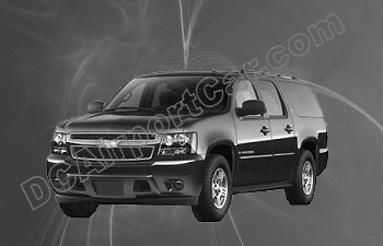 SUV service DC airport